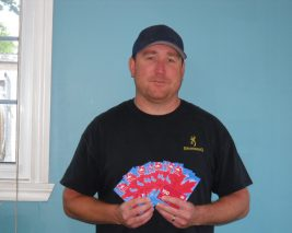 June 2018 Winner of $1000.00 in Gas Cards