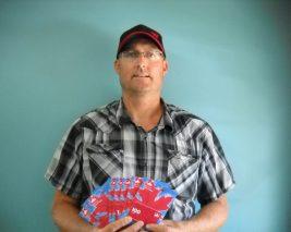 August 2018 Winner of $1000.00 in Gas Cards