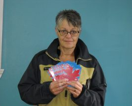 September 2018 Winner of $1000.00 in Petro-Canada Gas Cards