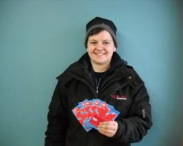 January 2019 Winner of $1000.00 in Gas Cards