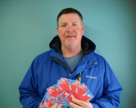February Winner of $1000.00 in Gas Cards